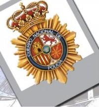 Pagina oficial del Cuerpo Nacional de Policía