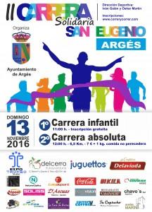 Cartel 50x70 II CARRERA SOLIDARIA SAN EUGENIO_ARGES 2016-1