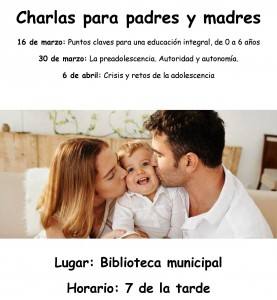 cartel charlas (1)