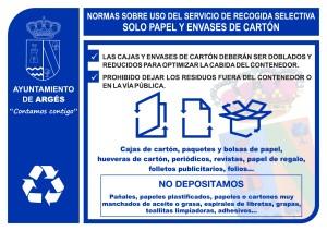 NORMAS USO RECOGIDA PAPEL Y CARTÓN_AYTO ARGES-001