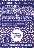 CURSO INICIACIÓN A LA CERÁMICA_AYTO ARGÉS