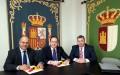 Reunión NEDGIA CLM con alcalde Argés